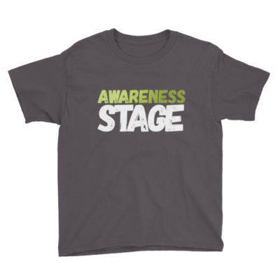 Awareness Stage Kid's T-Shirt