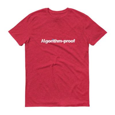 Algorithm-proof Men's T-Shirt
