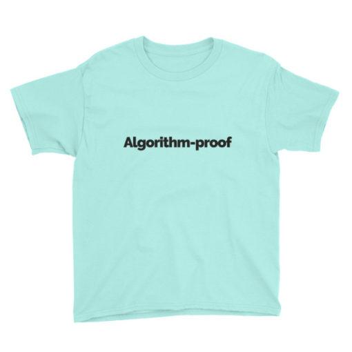 Algorithm-proof Kid's T-Shirt